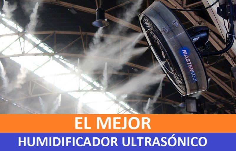Humidificador Ultrasónico