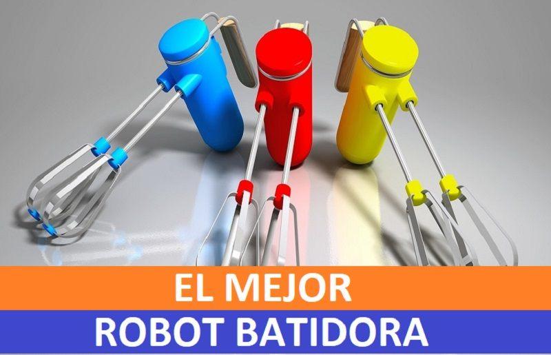 Robot Batidora