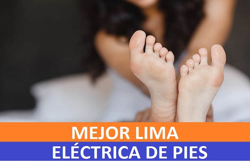Lima Eléctrica de Pies