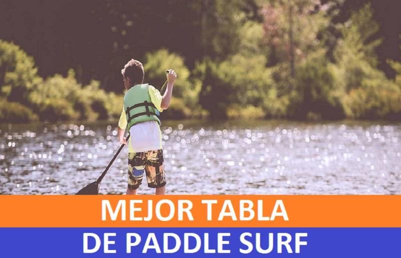 Tabla de Paddle Surf